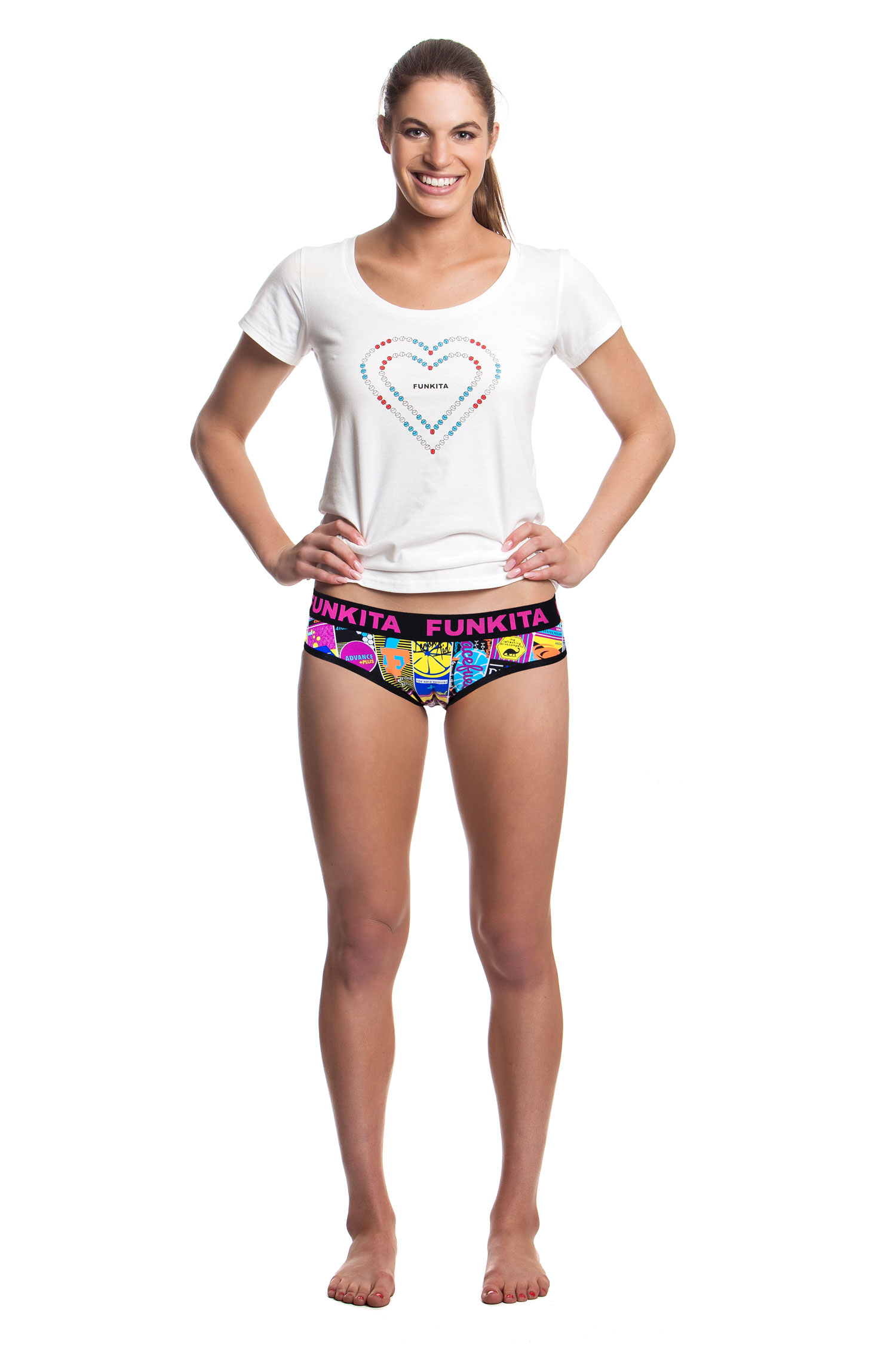 Sugar Smash Ladies Underwear