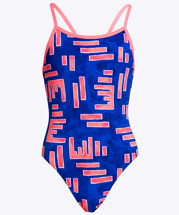 Funkita Hot Rod Single Strap Junior