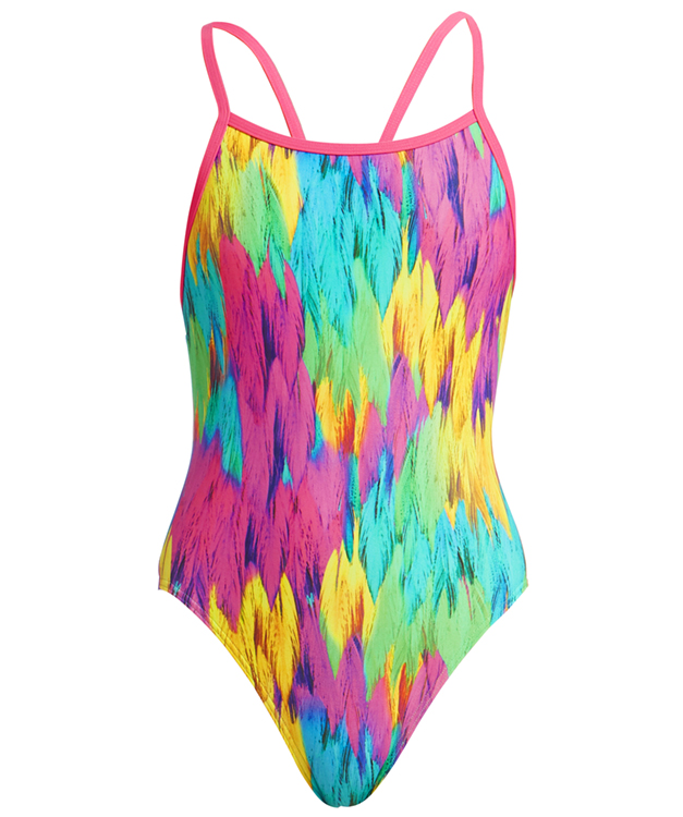 Funkita Ruffles Single Strap Junior
