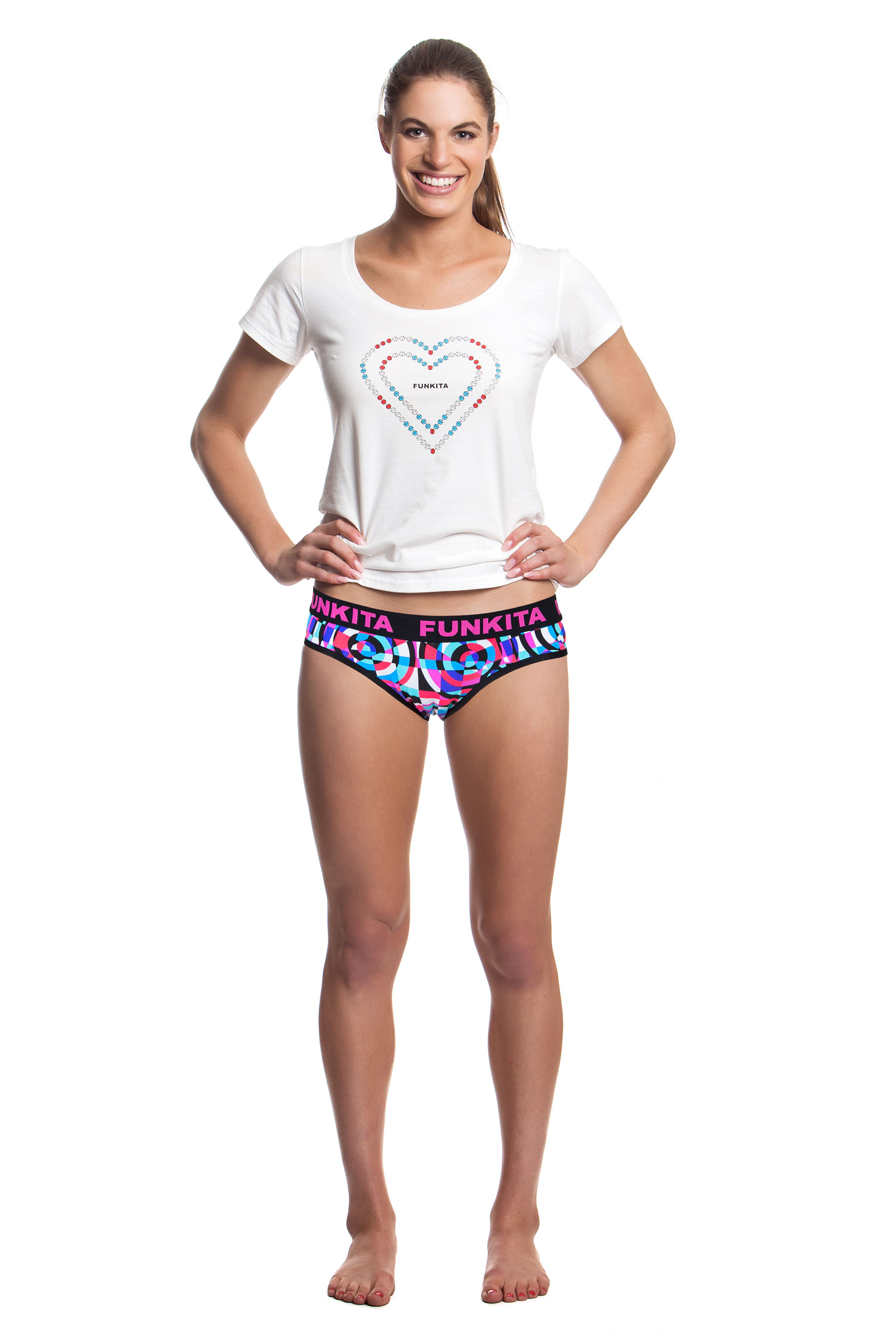 Video Star Ladies Underwear