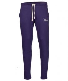 Silver Sweatpant Navy
