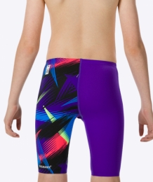 Fastskin High Waist Junior Jammer paars/multi END