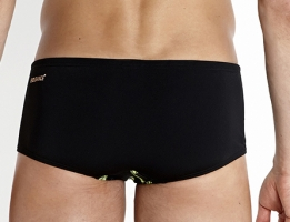 Allover Brief Print 9