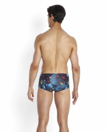 E10 Allover Brief Print 38