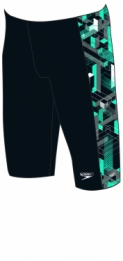 Allover Junior Panel Jammer Print 44 END
