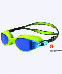 Vue Goggle Mirror Lime/Blue