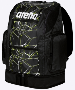 Spiky 2 large backpack - Water Black