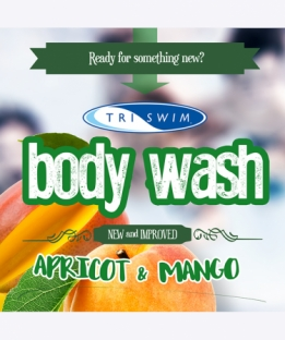 TRISWIM Shot Body Wash Abricot & Mango 74ml