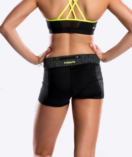 FunkitaFit Binary Babe Short Ladies