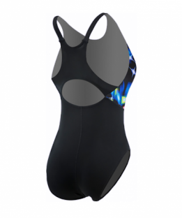 Black Star Support Swimsuit