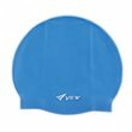 Tabata Silicone Pool Cap Light Blue