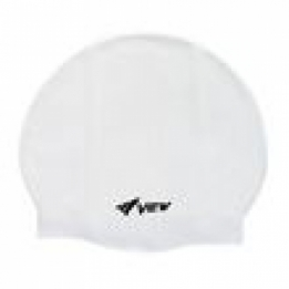 Silicone Pool Cap White