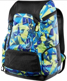 Alliance Team Backpack Geo Blue Green