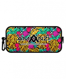 Amanzi PIneapple Punch Goggle Case