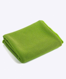 Cooling Towel Green Lime