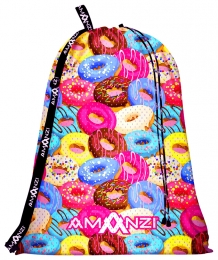 Donut Delight Mesh Bag