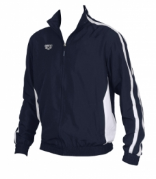 Prival Unisex jacket black/white