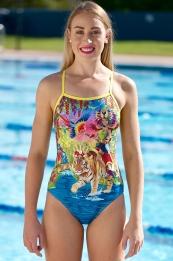 Badpak Roar Junior van Amanzi te koop bij SwimMere zwemsport