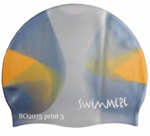SwimMere Print cap Hourglass
