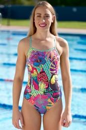 Badpak Toucan Tango van Amanzi te koop bij SwimMere zwemsport