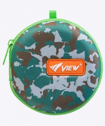 Goggle Case Brown Green